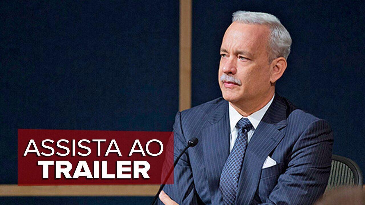 Assista ao trailer de 'Sully: O herói do Rio Hudson'