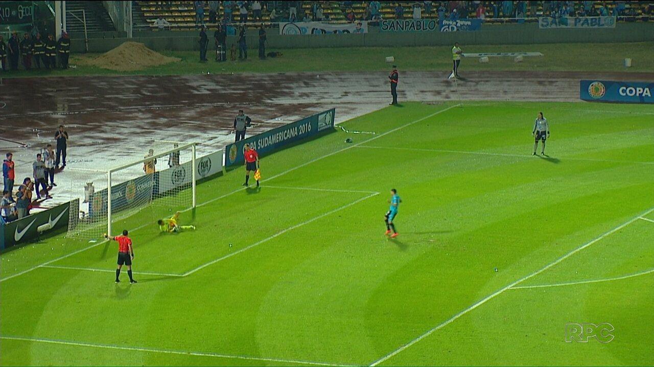 Coritiba faz história ao eliminar o Belgrano