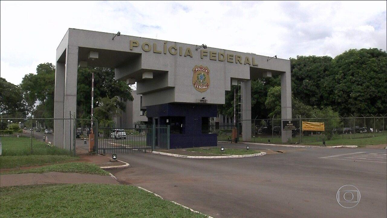 Polícia do Senado fez varredura na casa de Cunha
