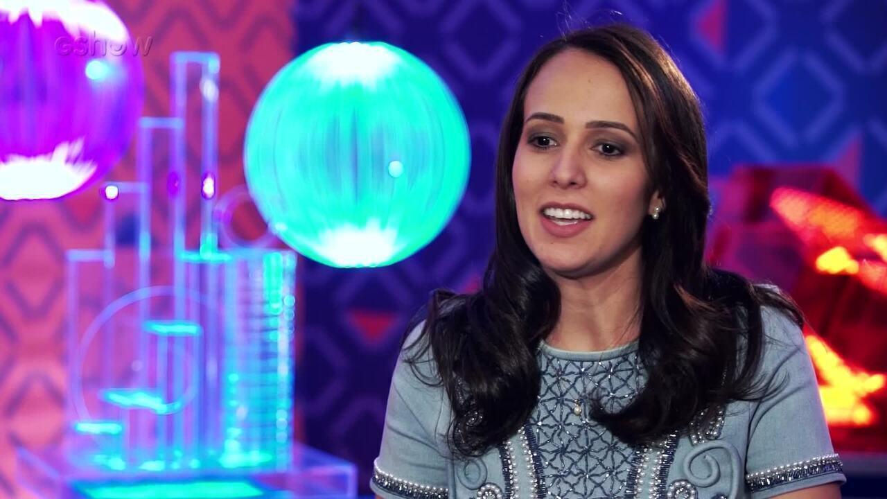 Carol Ferreira se orgulha do arranjo que apresentou com a música de Lulu Santos