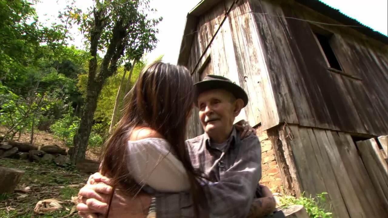 Globo Repórter mostra a relação mágica entre avós e netos
