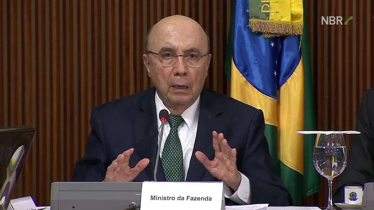 Meirelles diz que reforma da Previdência não é desejo, mas 'necessidade'