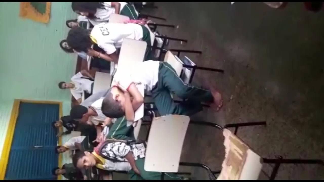 Diretor de escola do DF é suspeito de humilhar aluno que foi à aula de chinelo