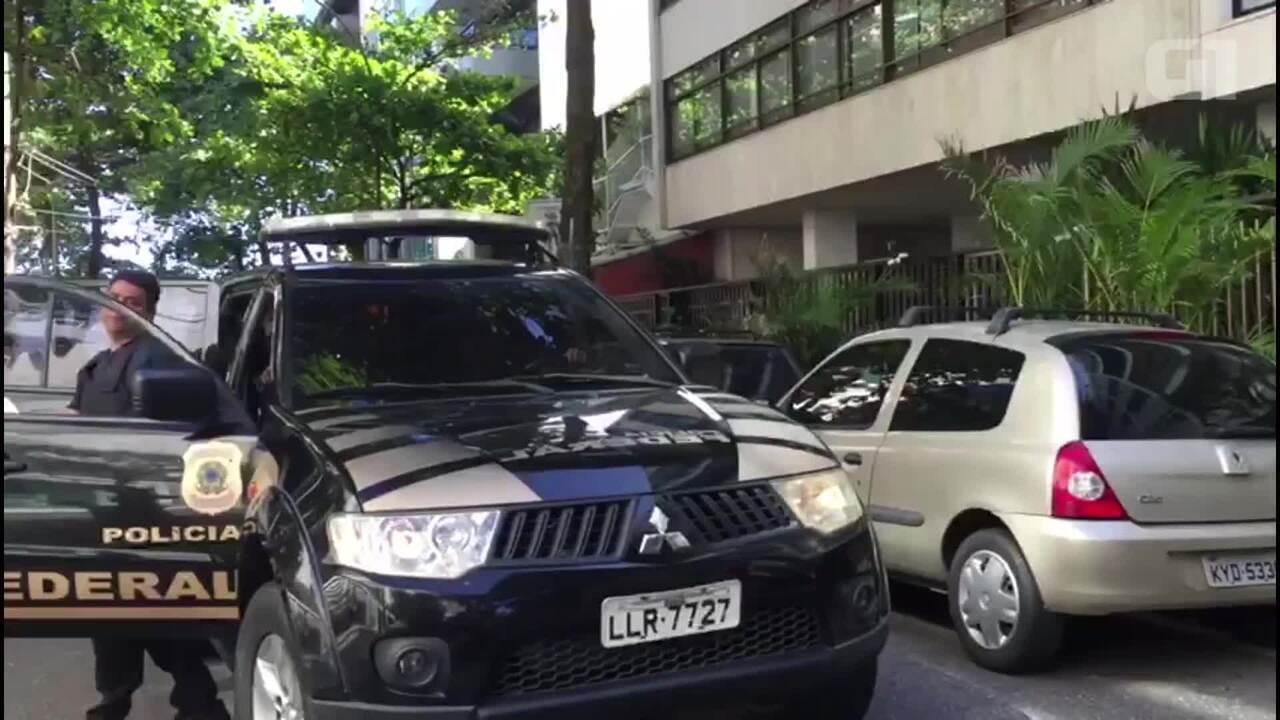 RJ: PF chega a casa da mulher de Sérgio Cabral, Adriana Ancelmo