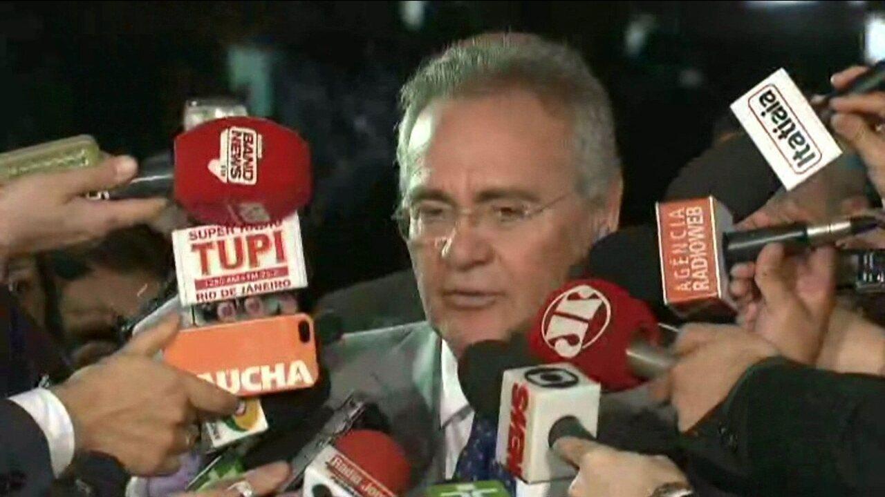 Senado não cumpre liminar e vai aguardar decisão do plenário do STF sobre Renan