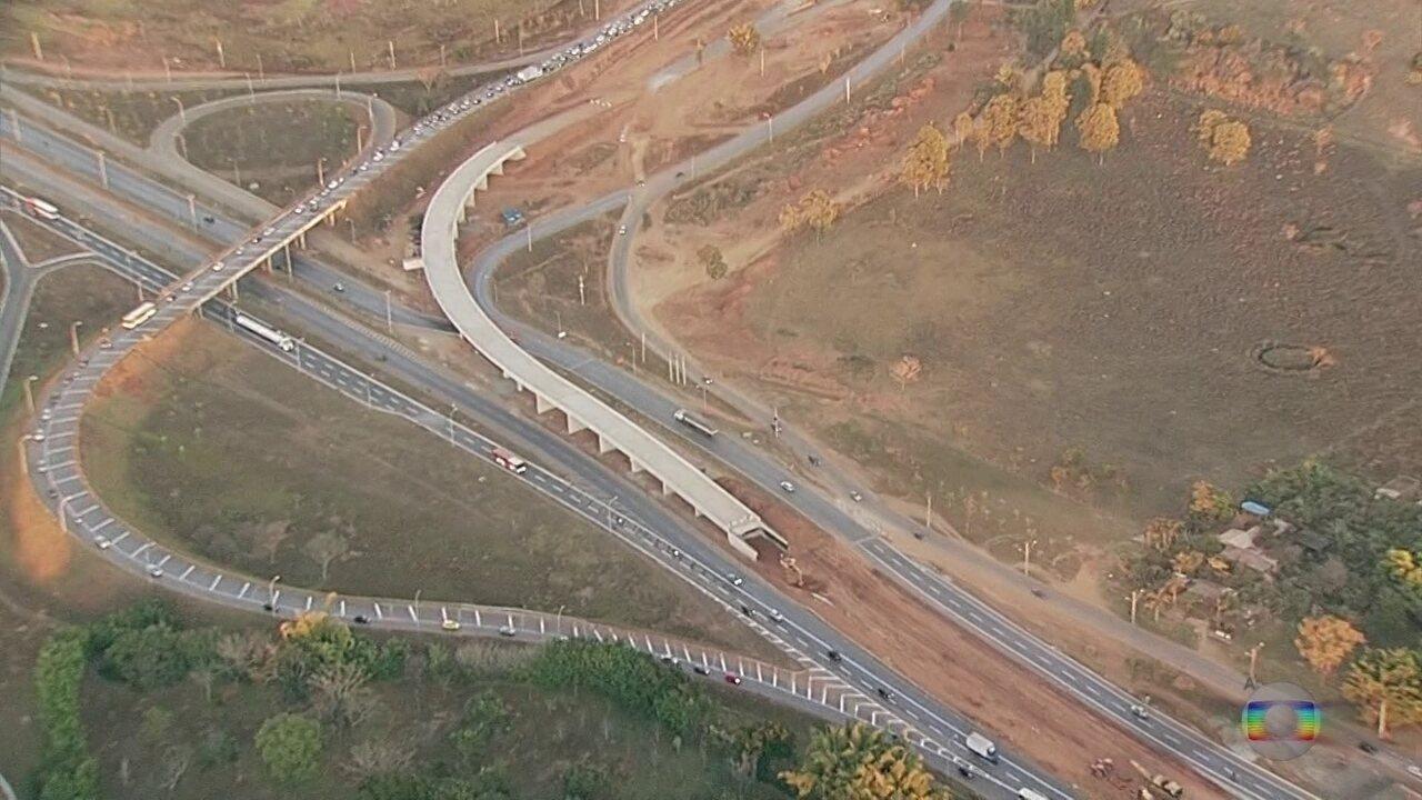 Auditoria da Controladoria-Geral do DF aponta irregularidades nas obras do BRT-Sul