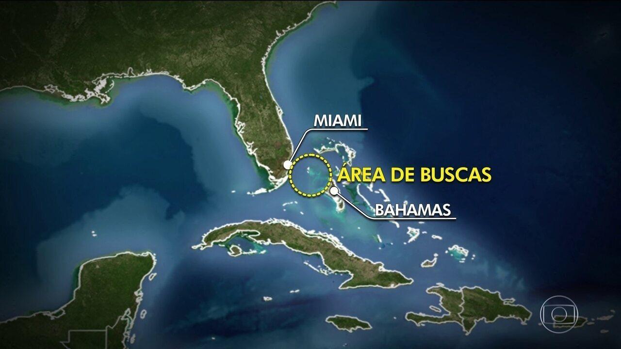 Brasileiros desaparecem no mar ao tentar entrar ilegalmente nos EUA
