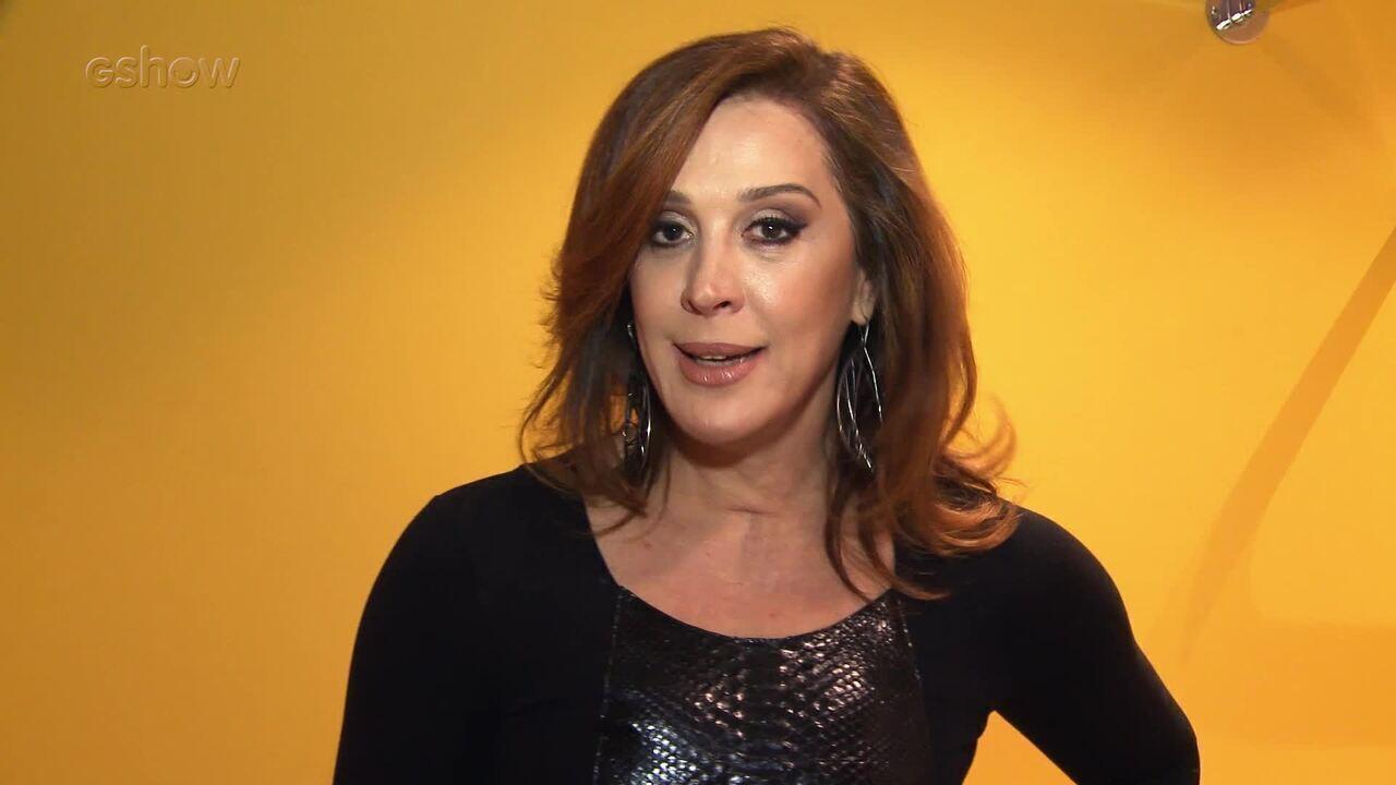 Claudia Raia conta desejos para 2017