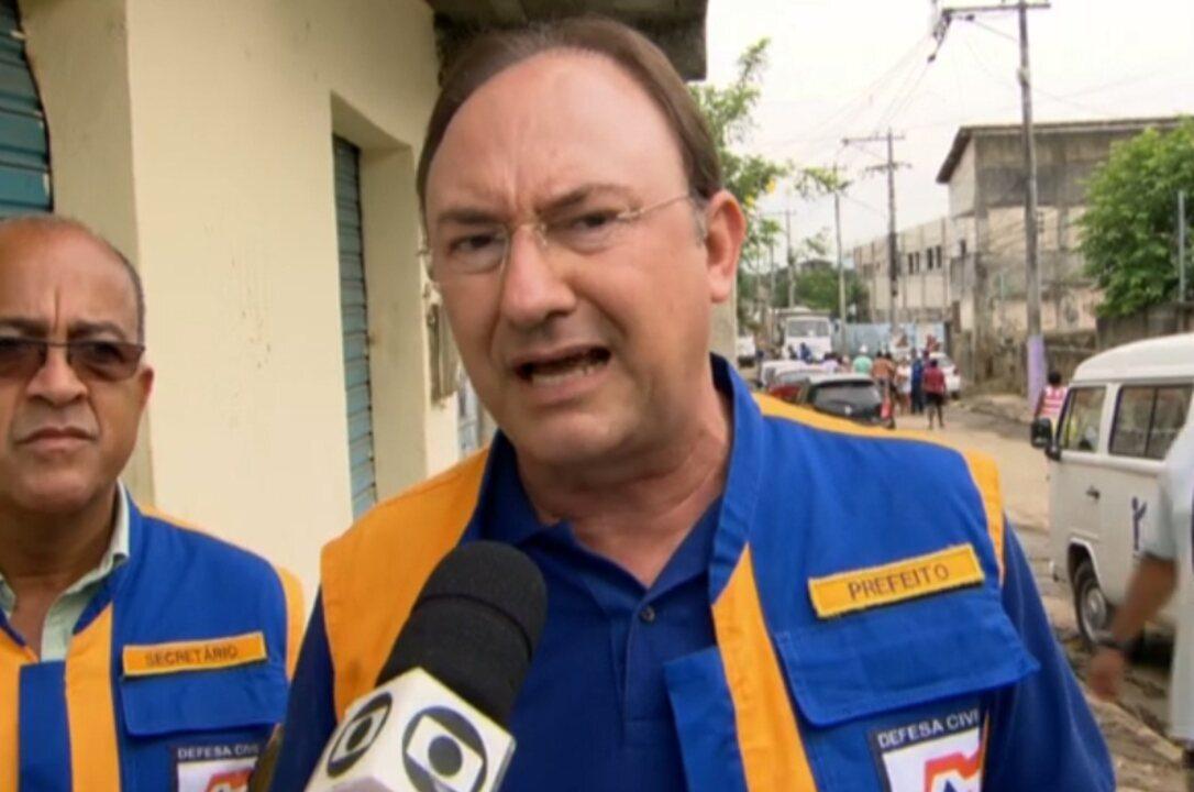 Justiça decreta prisão do prefeito de São Gonçalo, no RJ