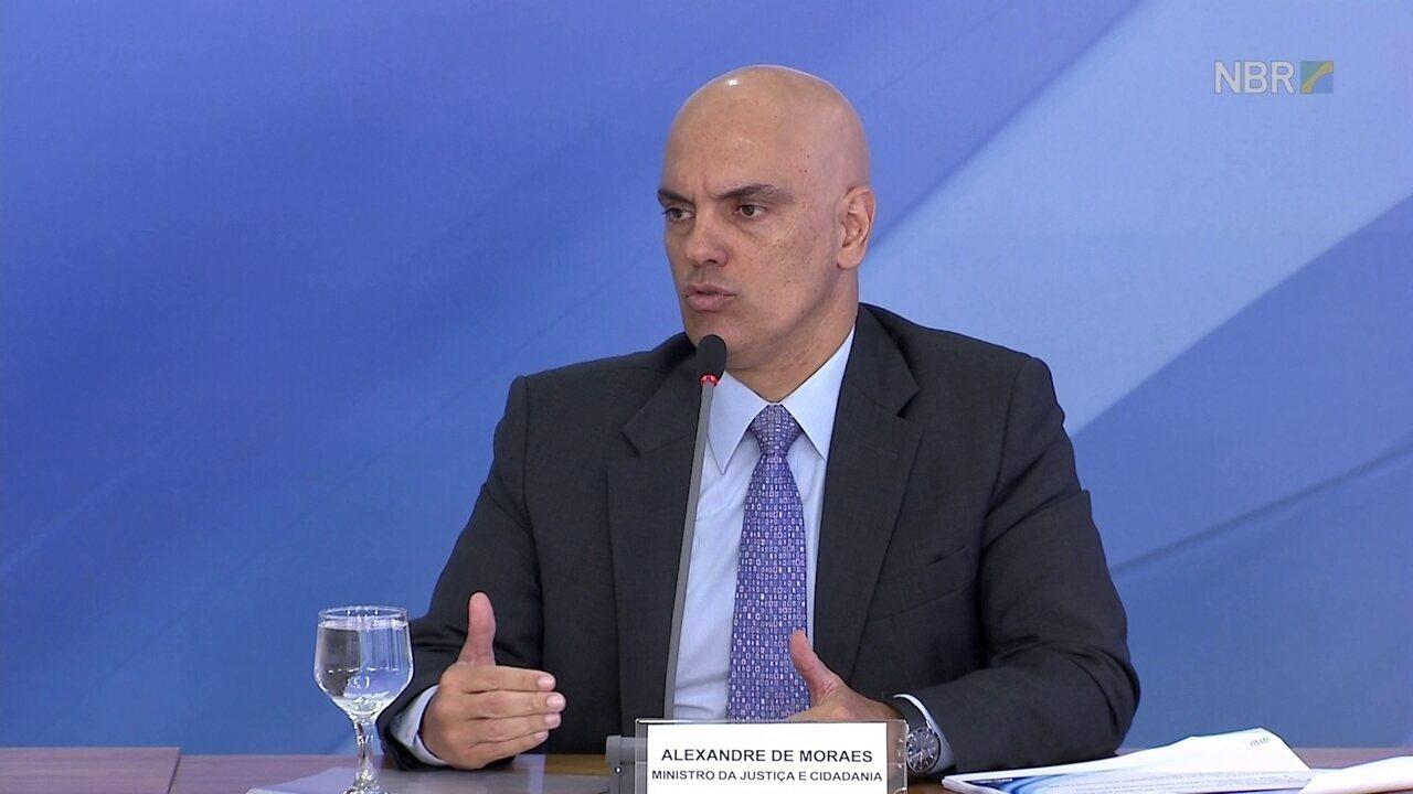 Moraes diz que situação nos presídios não saiu do controle
