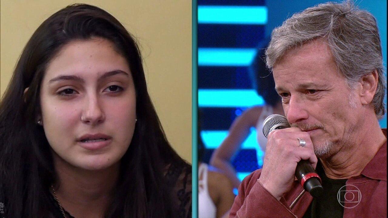 Filha de grande amigo falecido de Novaes fala sobre a amizade do ator com o seu pai