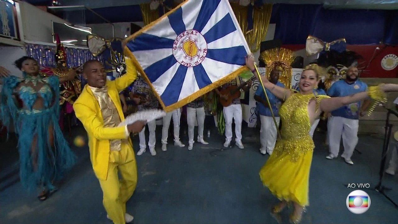 Acadêmicos do Tucuruvi vai fazer homenagem aos artistas de rua no desfile de 2017