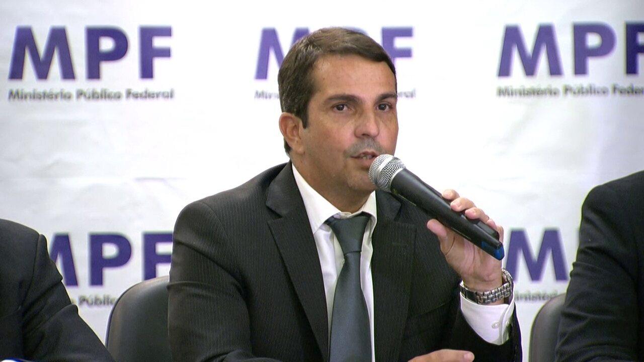 Procurador explica a necessidade do pedido de prisão do empresário Eike Batista