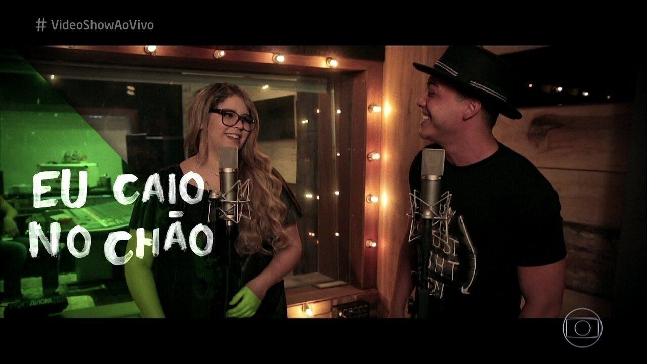 Wesley Safadão e Marília Mendonça e lançam novo clipe; veja 'Ninguém é de Ferro'
