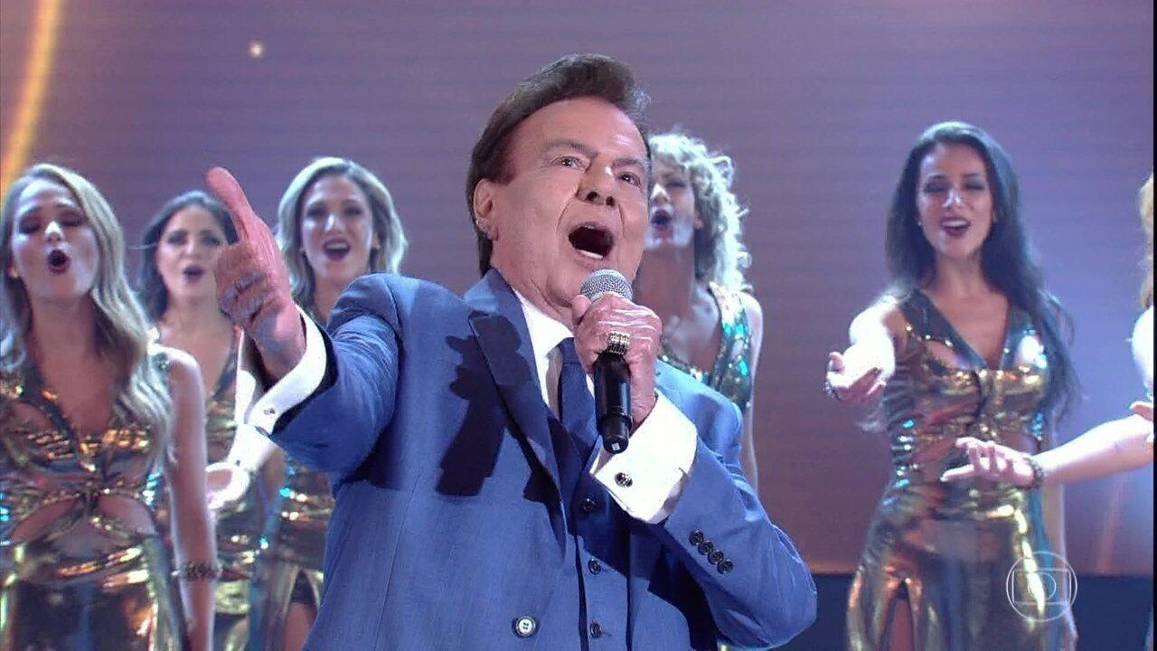 Agnaldo Rayol canta 'Tormento d'amore'