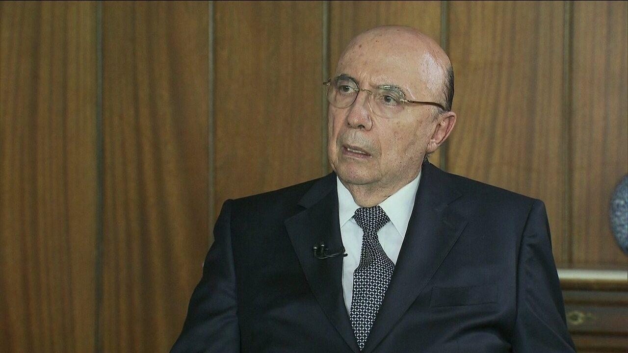 Henrique Meirelles diz que vai aumentar o limite do valor dos imóveis financiados com FGTS