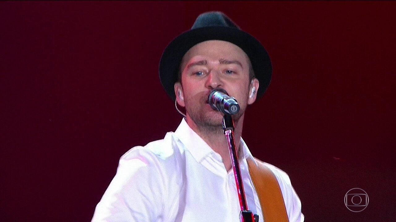 Justin Timberlake é confirmado como atração do Rock in Rio