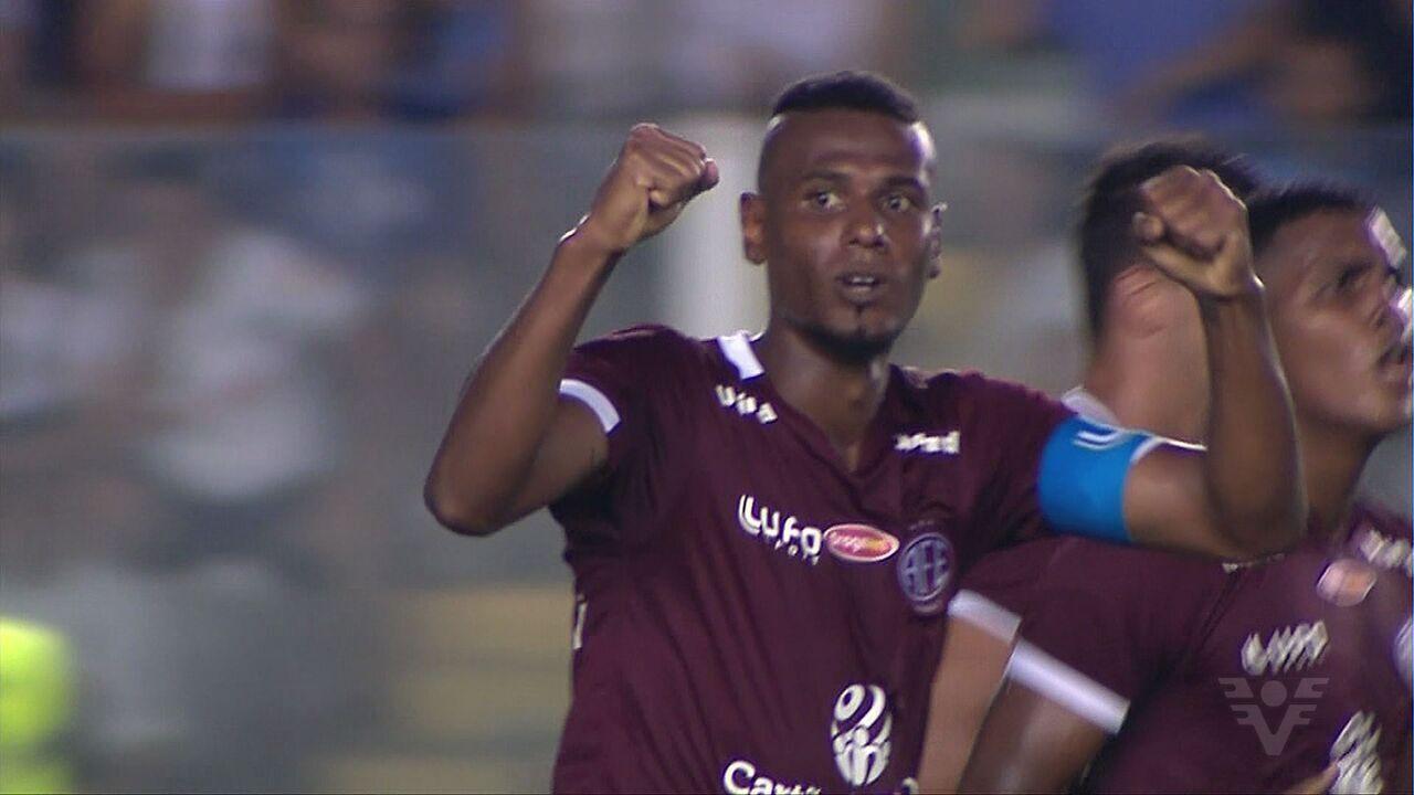 Ferroviária surpreende e vence o Santos na Vila Belmiro