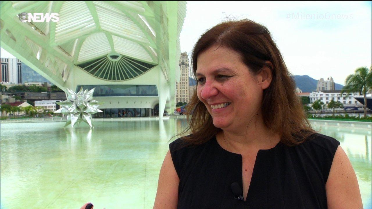 Duilia de Mello: a astrofísica brasileira e a parceria com a Nasa