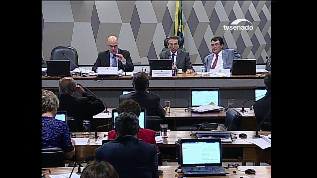 Moraes fala sobre as 10 medidas propostas pelo Ministério Público