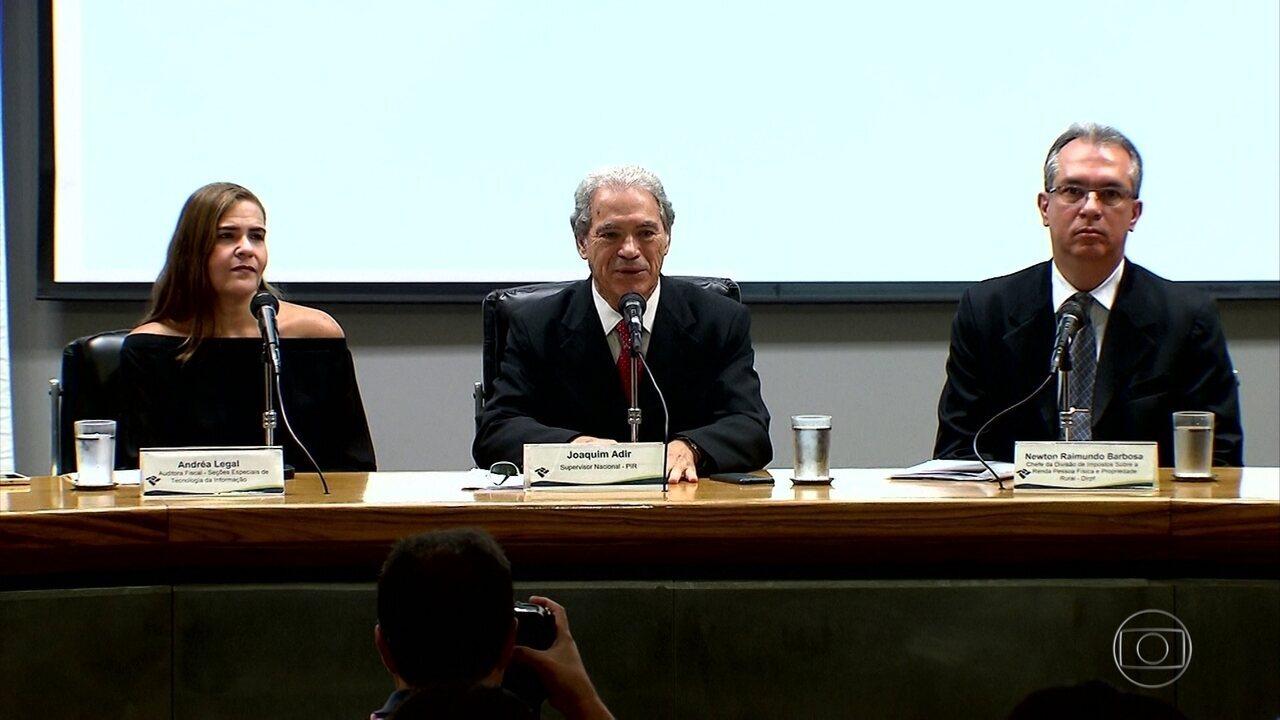 Receita Federal divulga regras para o Imposto de Renda 2017