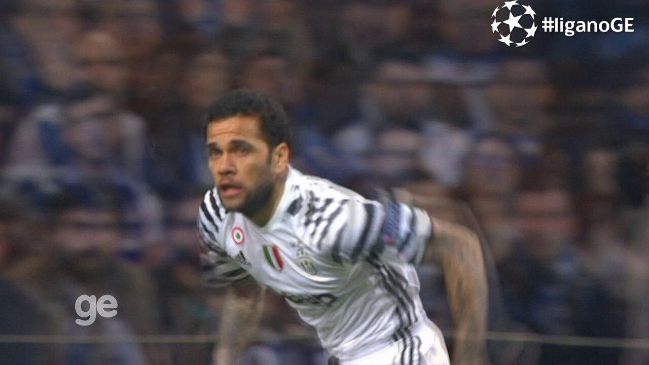 Os gols de Porto 0 x 2 Juventus pela Liga dos Campeões da Uefa