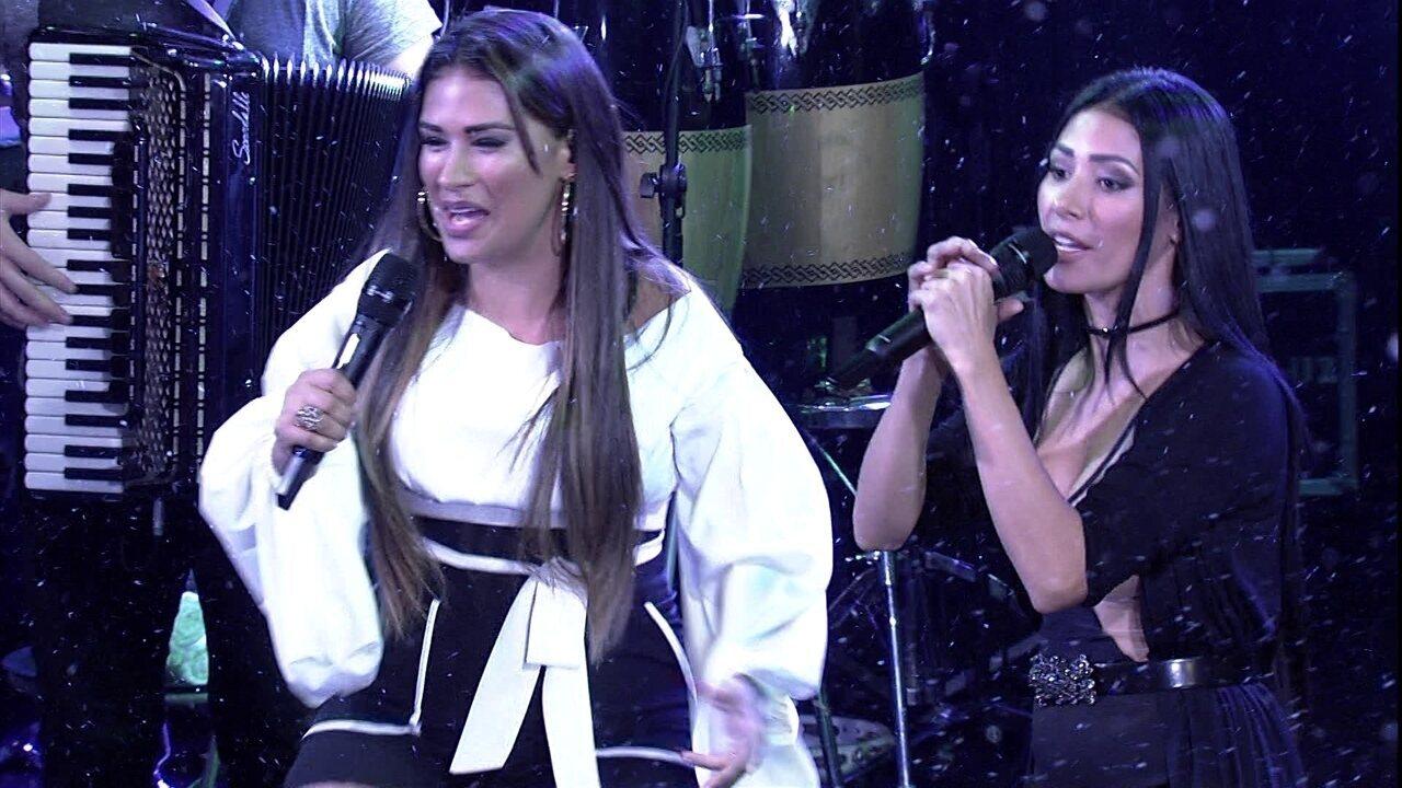 Simone e Simaria abrem Festa 4 Estações com hit 'Loka'
