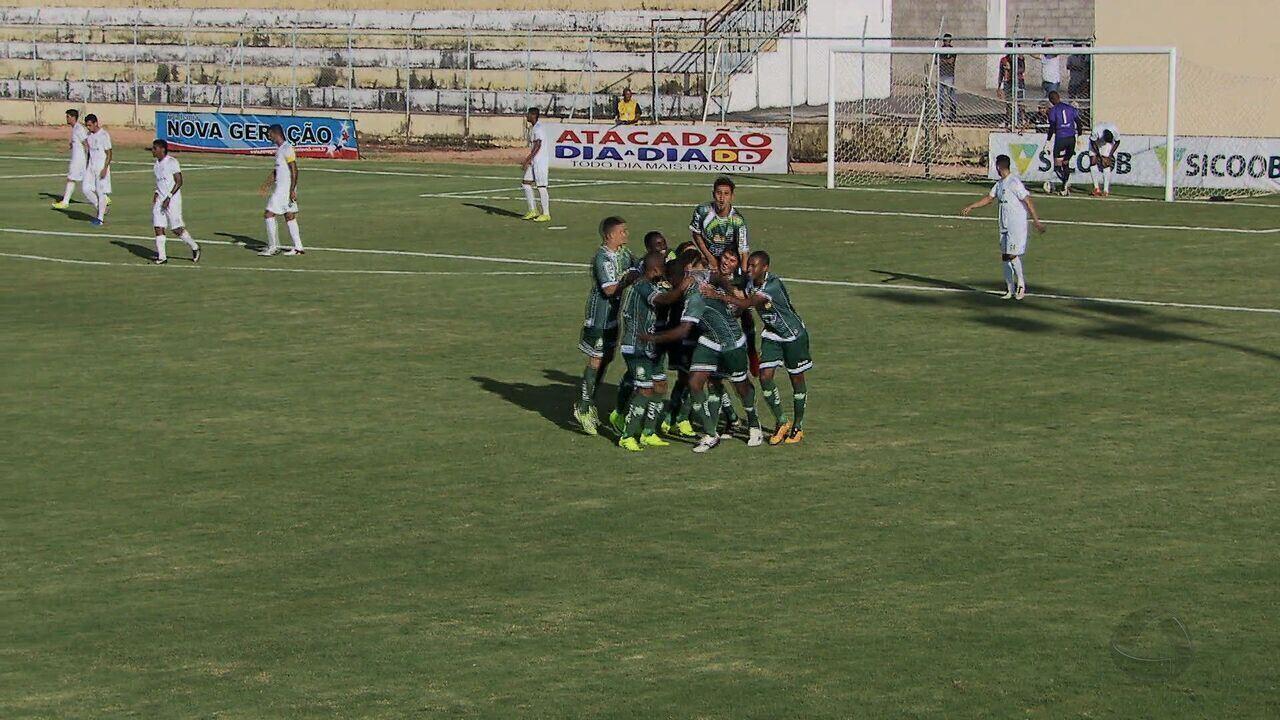 Luverdense vence Ceilândia e fica com vantagem no jogo de volta pela Copa Verde