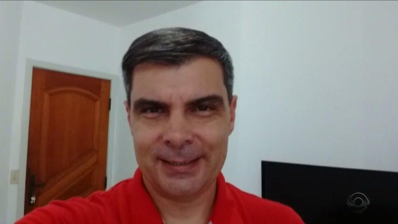 Rodrigo Faraco comenta sobre a rodada de abertura do returno do estadual