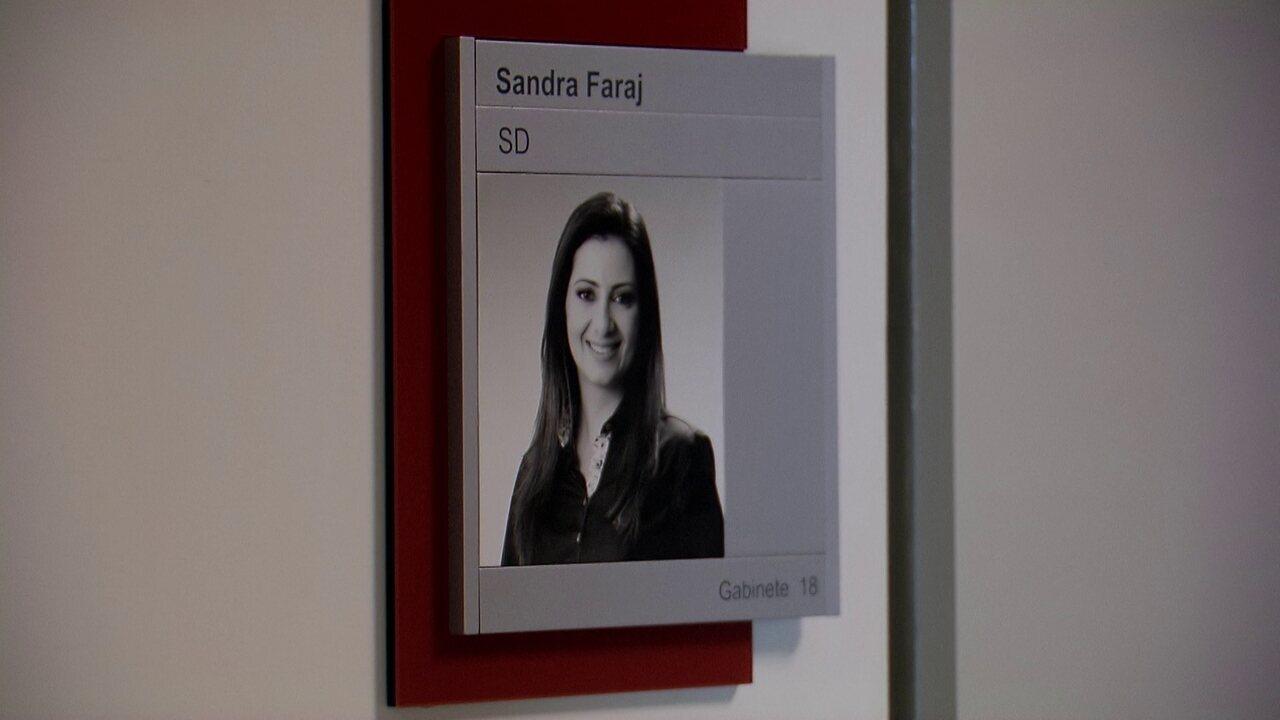 Denúncia contra a deputada Sandra Faraj ganha um novo capítulo