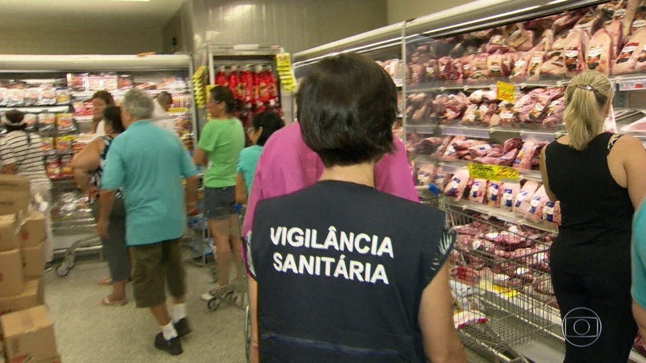 Vigilância Sanitária faz fiscalização