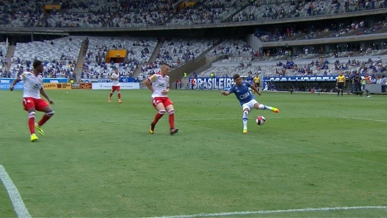 Melhores momentos de Cruzeiro 1 x 1 Tombense, pelo Campeonato Mineiro