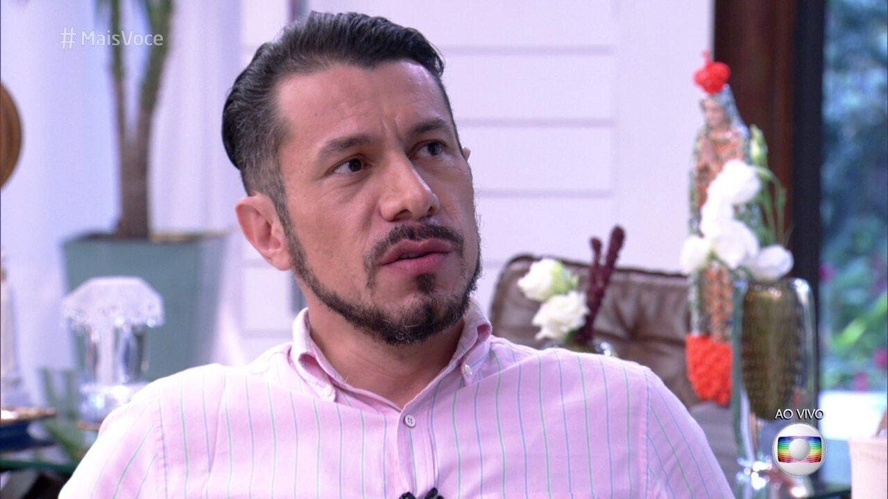 Rômulo comenta declaração de Marcos na sua eliminação