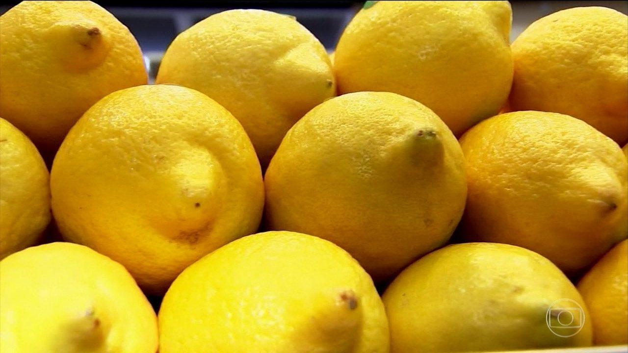 Das quatro variedades mais populares do Brasil, só uma é limão de verdade