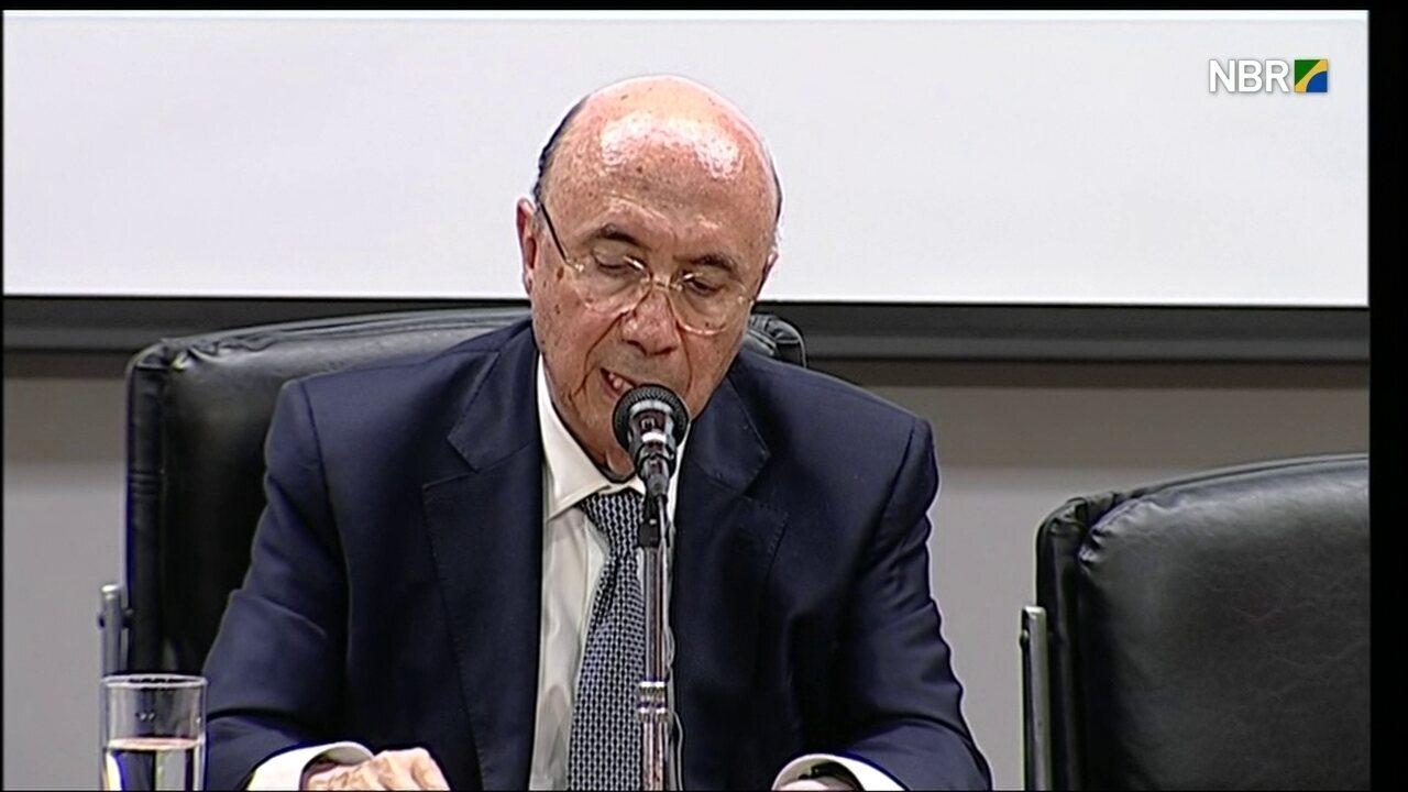 Ministro Henrique Meirelles fala sobre a reforma da Previdência