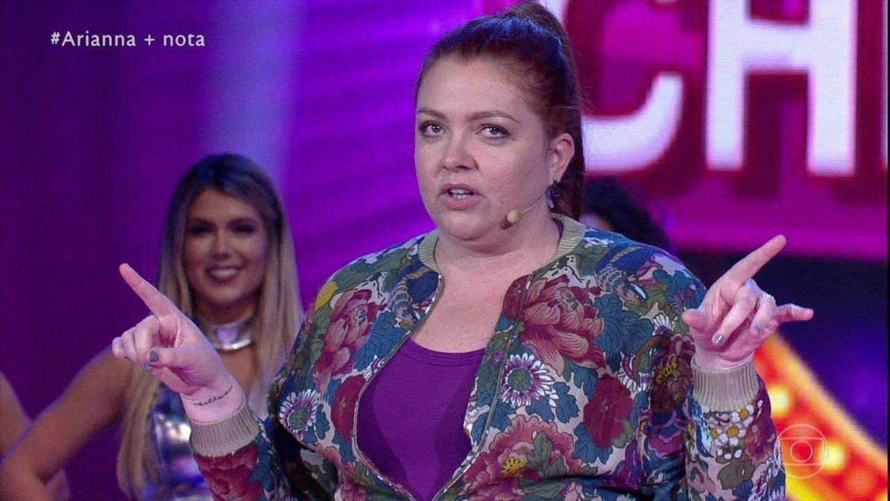 Arianna Nutt é a representante feminina no Quem Chega Lá?