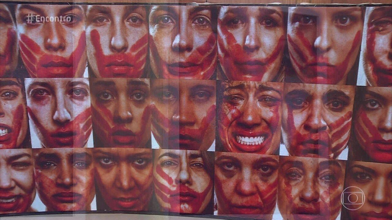 Abuso sexual: atrizes narram histórias de violência enviadas ao 'Encontro'