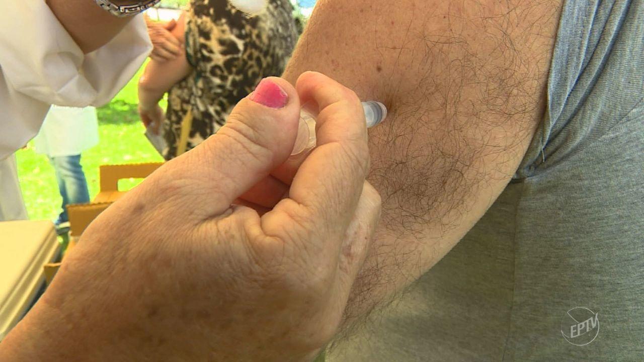 Municípios da região de Campinas (SP) realizam campanha de vacinação contra febre amarela