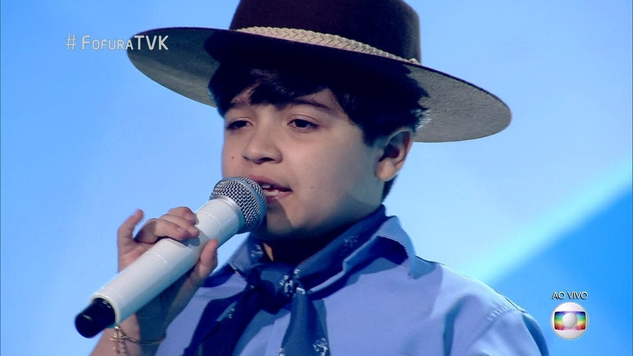 Thomas Machado canta