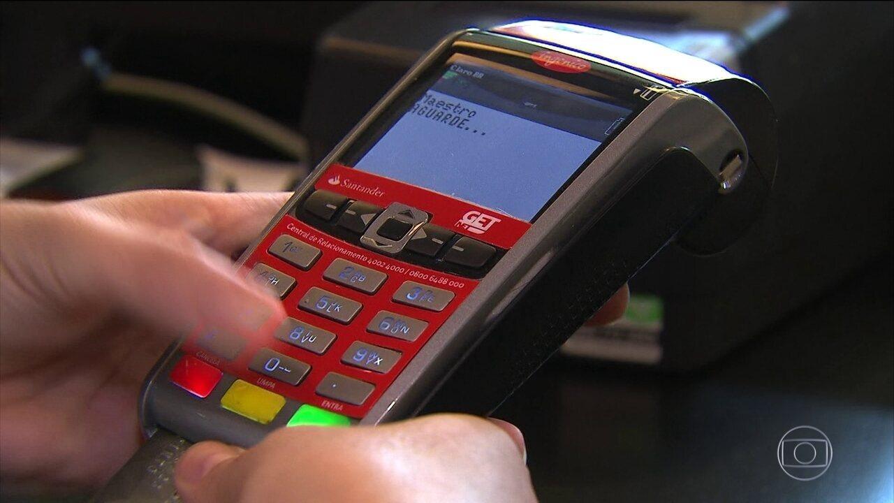 Começam a valer as novas regras para pagamento do cartão de crédito