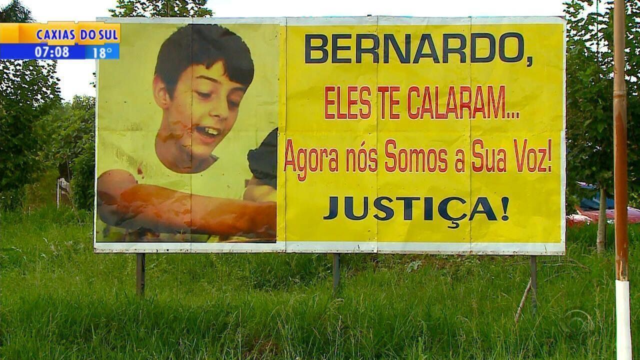 Caso Bernardo completa três anos; acompanhe os próximos passos
