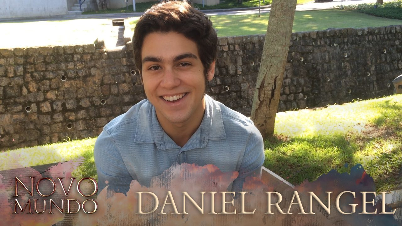Daniel Rangel fala sobre seu personagem, Dom Miguel, e elege sua cena favorita