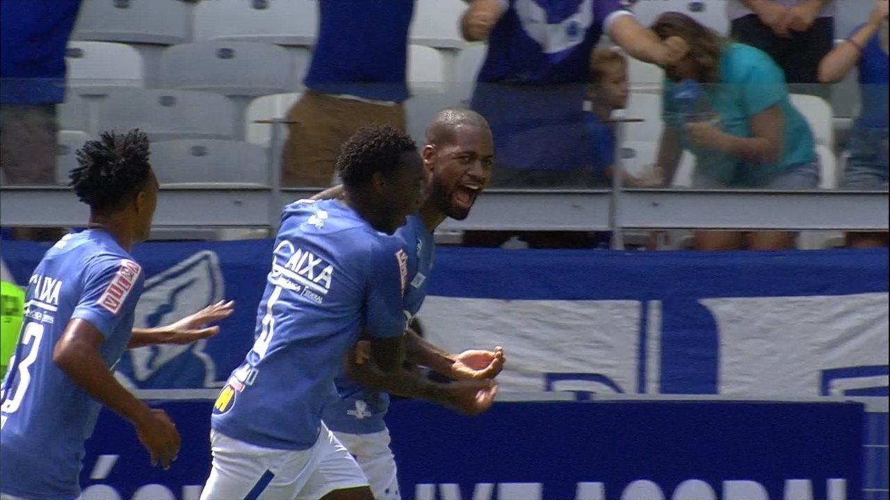 Melhores momentos de Cruzeiro 2x0 Democrata pelo Campeonato Mineiro
