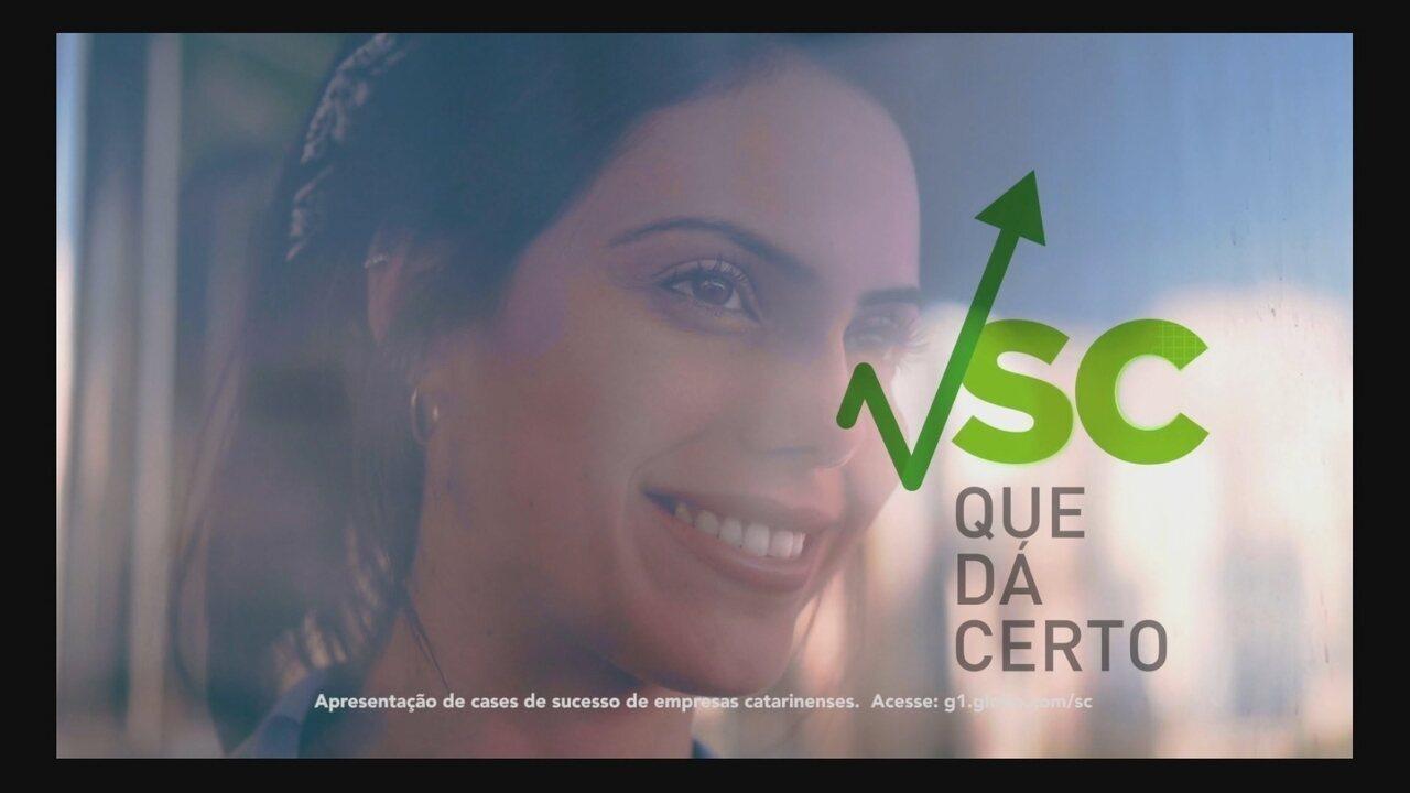 Projeto 'SC Que Dá Certo' é lançado nesta segunda (10)