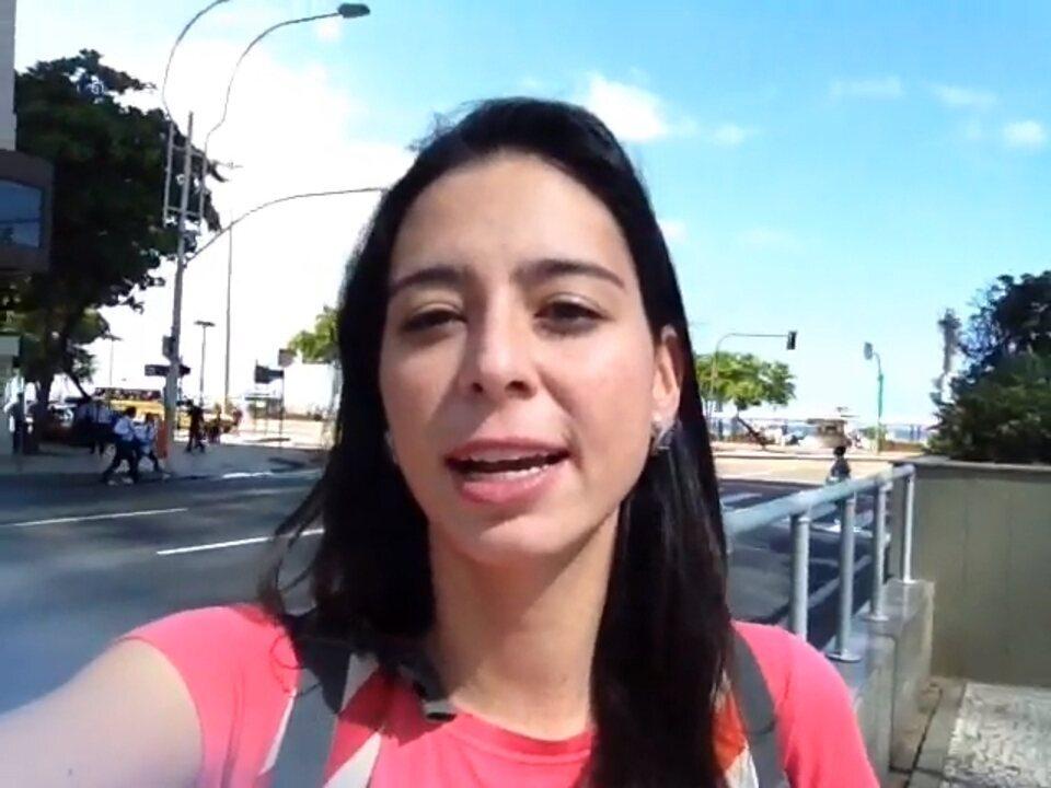 No Rio Nadja Mauad Conta As últimas Do Atlético Pr Que Pega O Flamengo Nesta Quarta