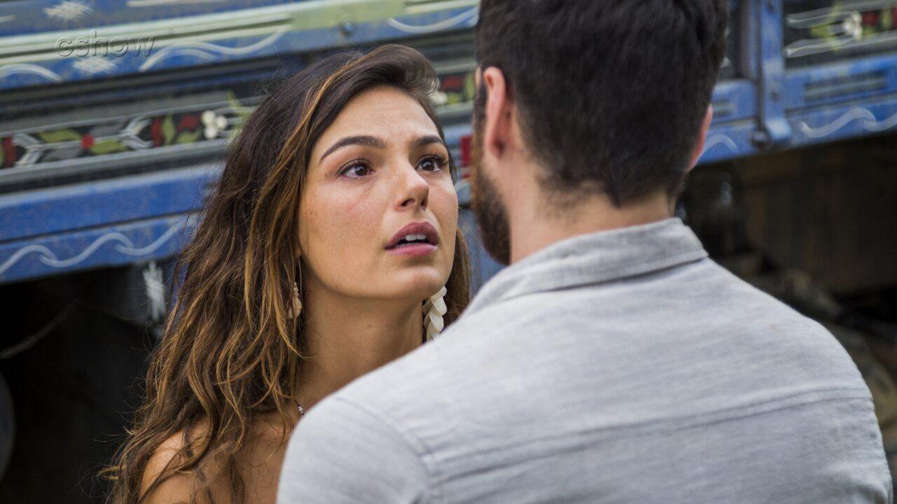 Resumo de 'A Força do Querer': Rita pede perdão a Zeca
