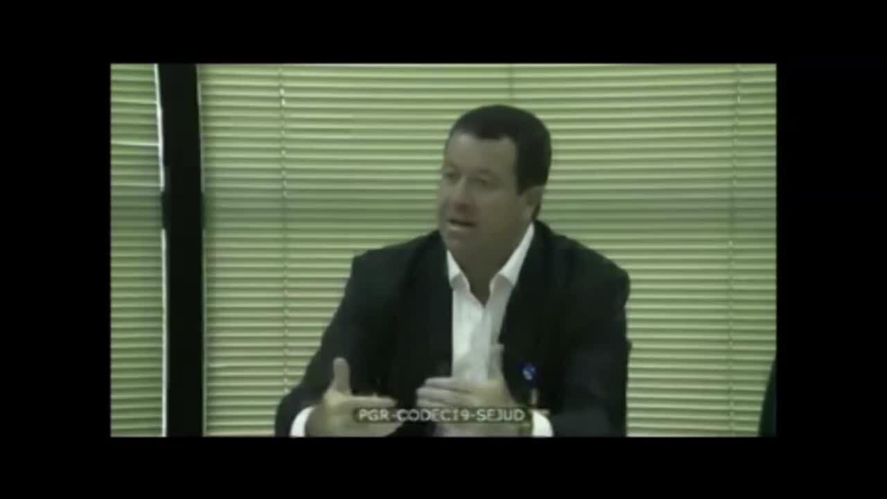 Delação da Odebrecht: Cláudio Melo Filho relata pagamento a Delcidio do Amaral