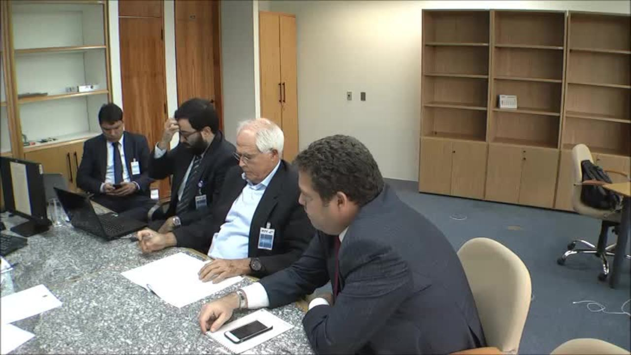 José Carvalho Filho fala sobre dinheiro de caixa 2 que teria sido pago ao deputado José Carlos Aleluia