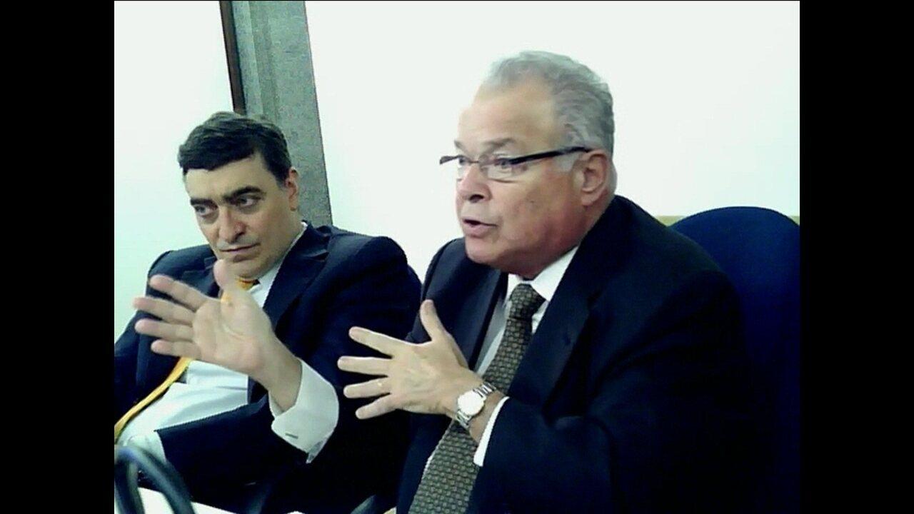 Em declaração, Emílio Odebrecht diz que reclamou com Lula sobre aumento de repasses