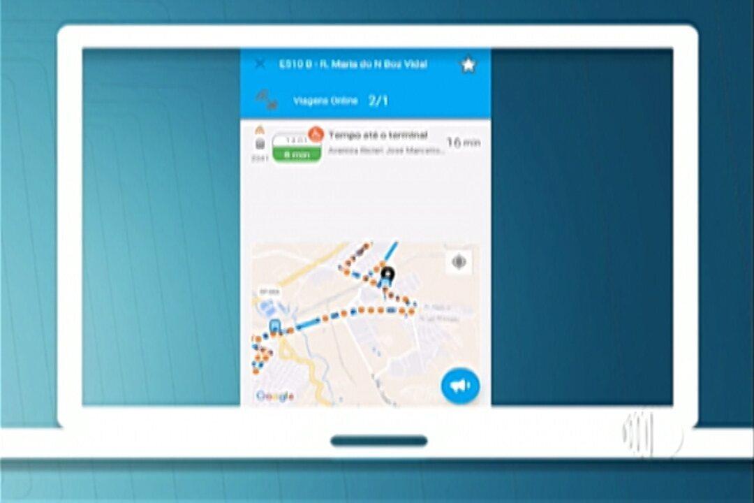 e449f09ef4e Prefeitura de Mogi lança aplicativo que indica horários de ônibus ...